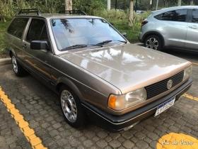VW PARATI GL 1991, ÁLCOOL, ESTADO IMPECÁVEL