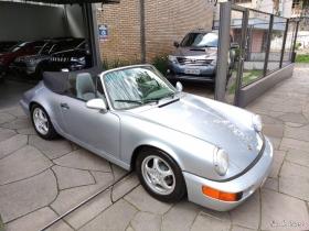 PORSCHE 911 964 CARRERA 2 CABRIOLET 1991 COM APENAS 75000 MILHAS