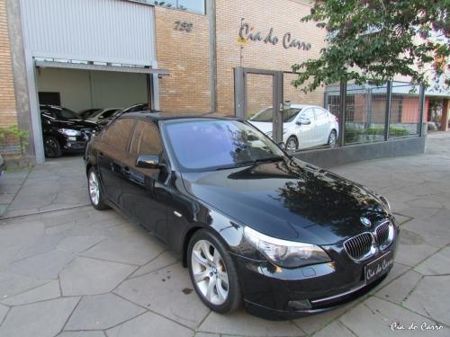 BMW/550 I V8 367 CV APENAS 82 MIL KM, IMPECÁVEL