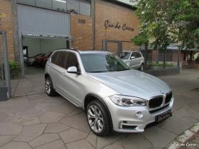 BMW X5 3.0 4X4 TURBO DIESEL, AUT. C/ 36 ML KM, 7 LUGARES, IMPECÁVEL