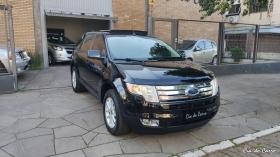 EDGE 3.5 V6 SEL AWD AUT. TETO SOLAR, ÚNICA DONA, IMPECÁVEL