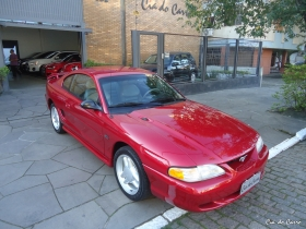 I FORD MUSTANG GT V8, ÚNICO DONO, 20.000 MILHAS.