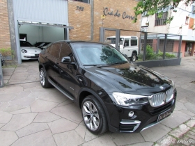 BMW/X4 XDRIVE 28I, ÚNICO DONO, APENAS 6 MIL KM, IMPECÁVEL