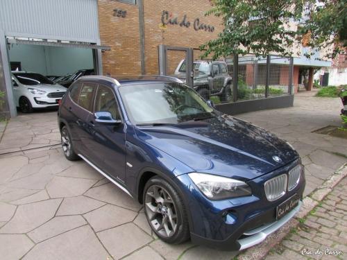 BMW X1 3.0 4X4 AUTOMÁTICA BLINDADA