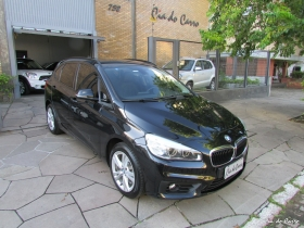 BMW 220I 2.0 GP TURBO FLEX ÚNICO DONO, PVA 2018 PAGO, IMPE