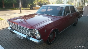 FORD / GALAXIE 500 V8 - TODO RESTAURADO