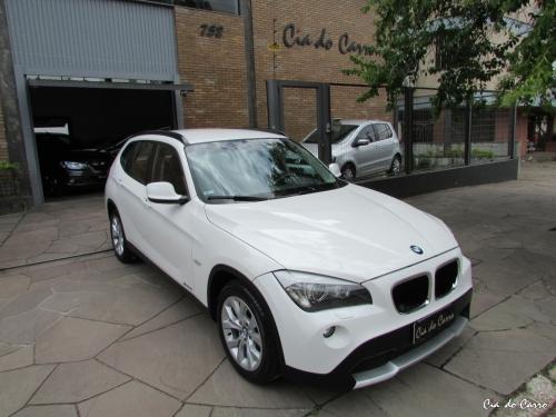 BMW/X1 S DRIVE 18I AUTOMÁTICA, APENAS 76 MIL KM