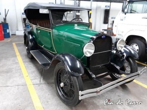 FORD A 1929 RESTAURADO