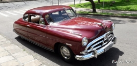 HUDSON COUPE 1951 CUSTOMIZADO