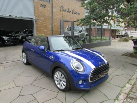 MINI COOPER 1.5 TWINPOWER CABRIO STEPTRONIC OKM EMPLACADO