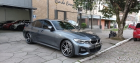 BMW 320I MOTORSPORT 2021 COM APENAS 15700KM