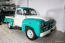 CHEVROLET BRASIL 1960.