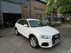 AUDI Q3 1.4 TFSI ATTRACTION S-TRONIC, ÚNICO DONO, INTERIOR BEGE, IMPECÁVEL