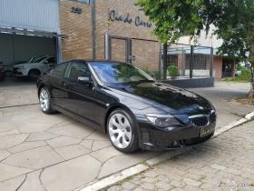 BMW 645ia 4.4 v8, COM APENAS 45 MIL KM