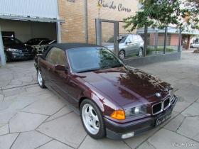 RARIDADE IMP/BMW 325 I  CONVERSÍVEL, AUTOMÁTICA, APENAS 53 MIL KM