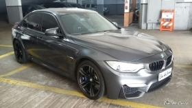 BMW M3 SEDAN 3.0 BI-TURBO 430CV, APENAS 4 MIL KM, IMPECÁVEL