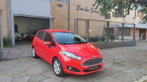 NEW FIESTA HATCH 1.6 SEL FLEX AUTOMÁTICO POWERSHIFT