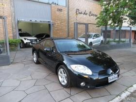 MMC/ ECLIPSE GT 3.8 V6 2º DONO 34.000 KM IMPECÁVEL