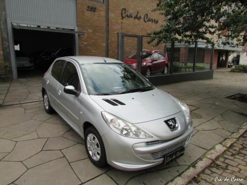 PEUGEOT/207 XR 1.4 MECÂNICO, COMPLETO, 2º DONA