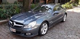 MERCEDES SL 500 2009 COM APENAS 24 MIL KM