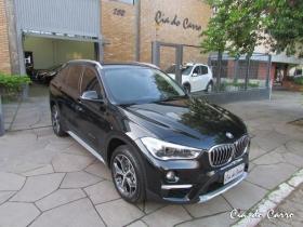 BMW X1 2.0 ,FLEX, S DRIVE 20I X-LINE, VERSÃO TOP, TETO, GPS, RODAS 18, IMPECÁVEL.