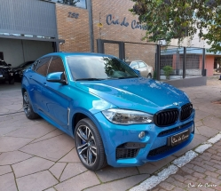 BMW X6 4.4 M COUPÉ V8 32V BI-TURBO ÚNICO DONO VERSÃO TOP IMPECÁVEL