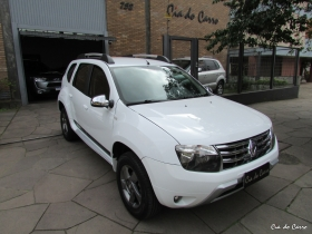 RENAULT/DUSTER TECH ROAD 1.6 MECÂNICA,BANCOS EM COURO