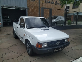 FIAT PICK UP CITY 1986 MOTOR 1300 CC