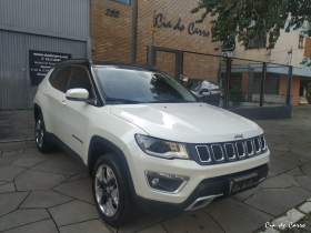 JEEP COMPASS LIMITED, DIESEL, ÚNICO DONO