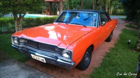 DODGE DART COUPE 1977