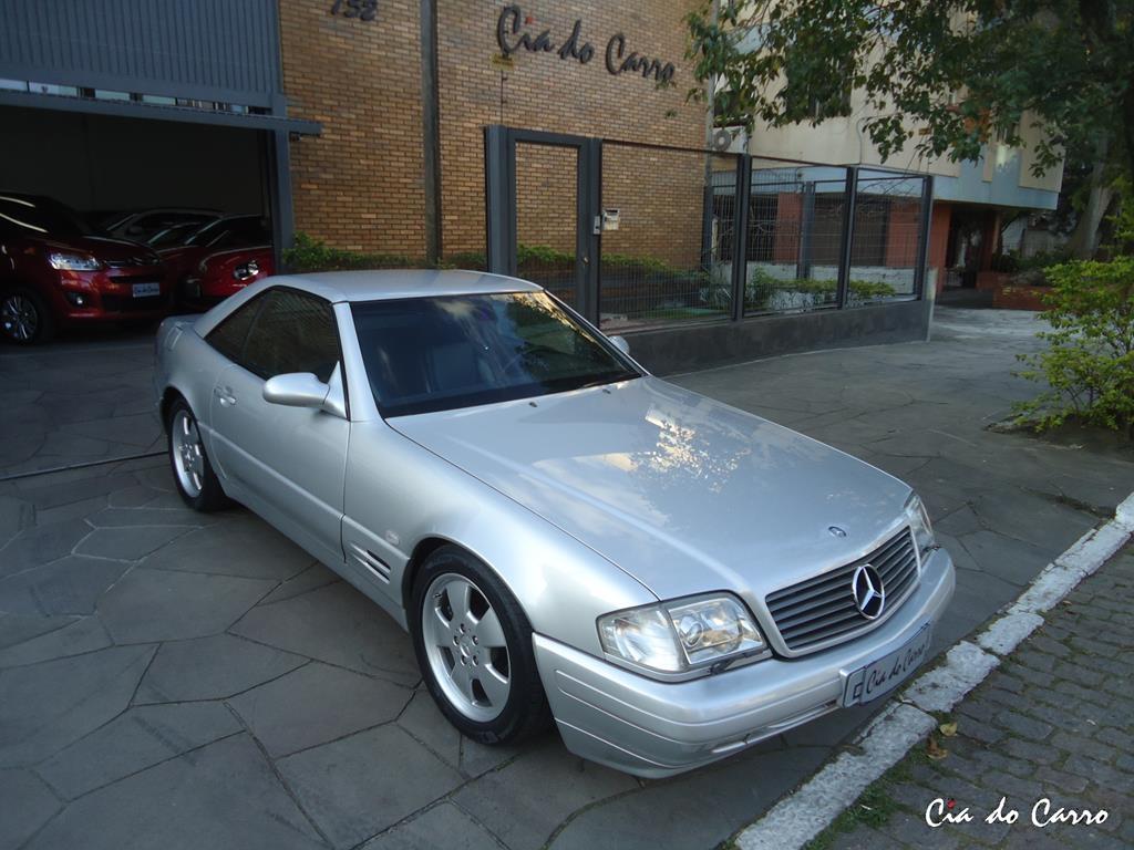 R129 SL500 - 1999 - R$ 120.000,00 00ffa637706fa97973b6fb56ca9a7667