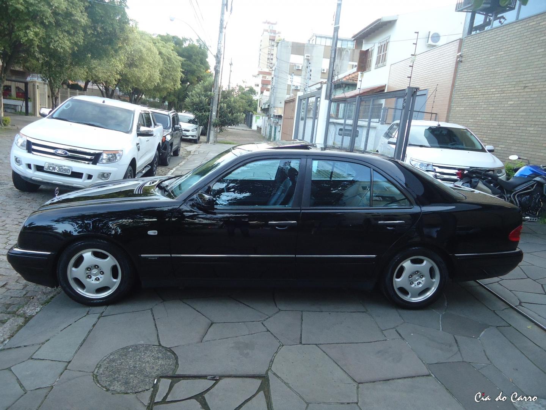 W210 E320 Avantgarde - 1996 - R$ 35.000,00 632d720b8730e38495bc80d2524a6017