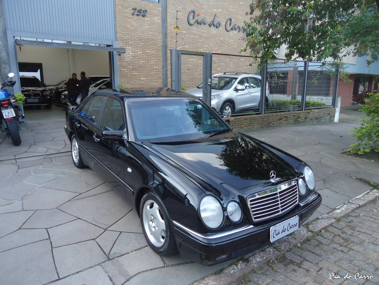 W210 E320 Avantgarde - 1996 - R$ 35.000,00 Bcf8ac66327b385a8b10a8b9d41ad6e4